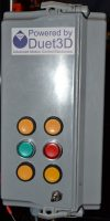 Control panel for the Wildbot